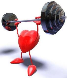 heart exercise smaller