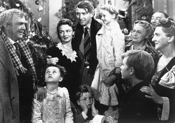 One of my favorite scenes from one of my all time favorite movies - It's A Wonderful Life