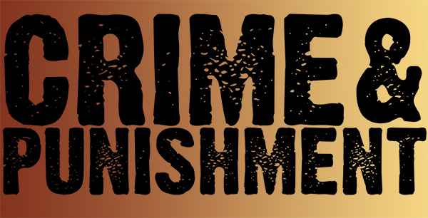 CRIME-PUNISHMENT