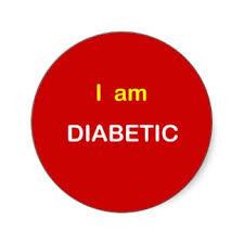 I am diabetic