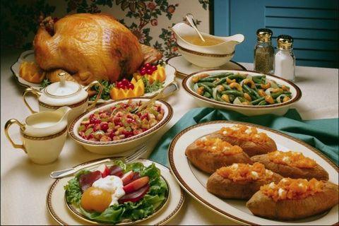 thanksgiving+dinner
