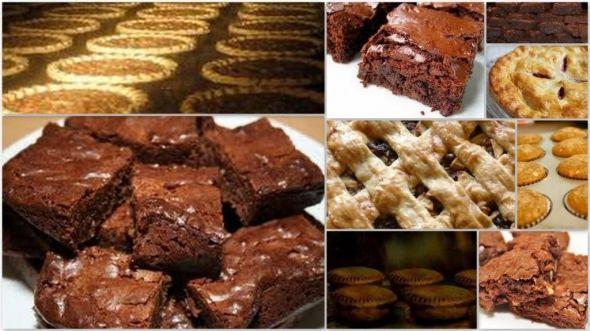 cookies, pies