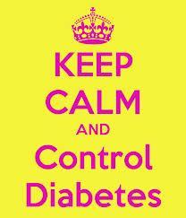 keep calm and control