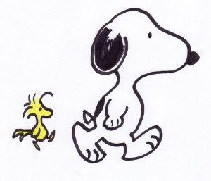 Snoopy_and_Woodstock_by_Methos84